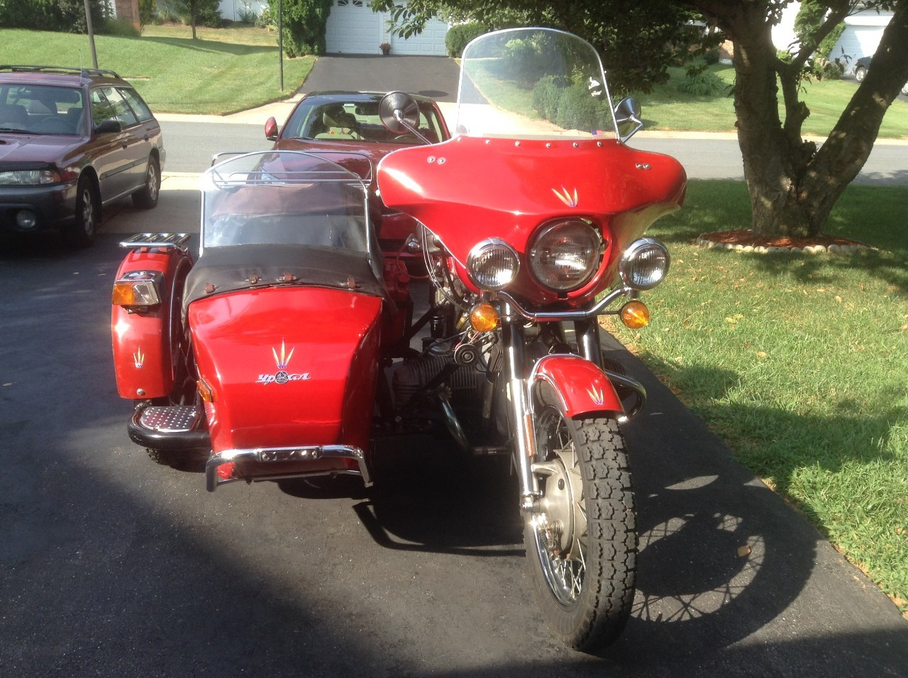 2000 Ural Other , motorcycle listing