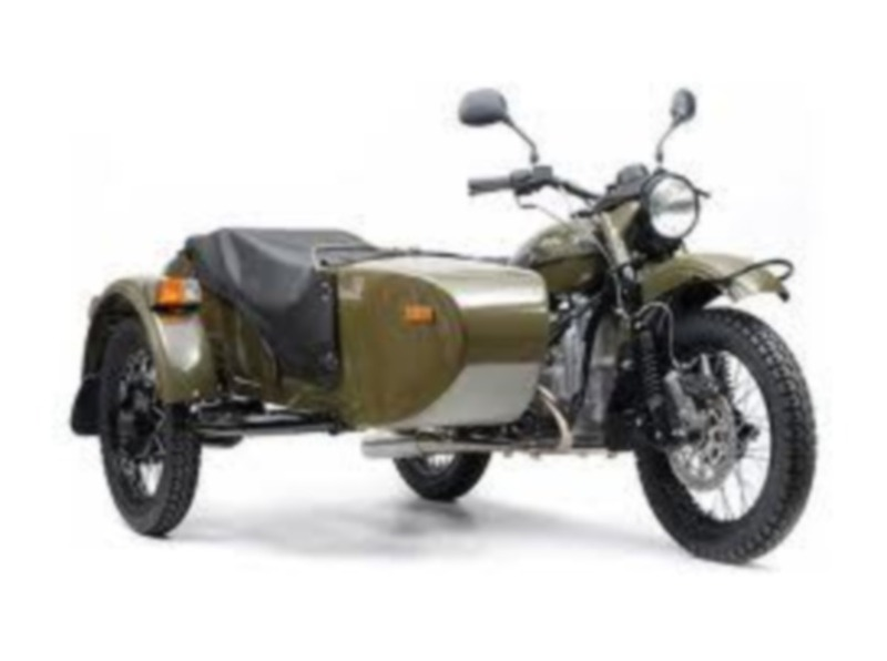 2000 Ural sidecar only Standard, motorcycle listing