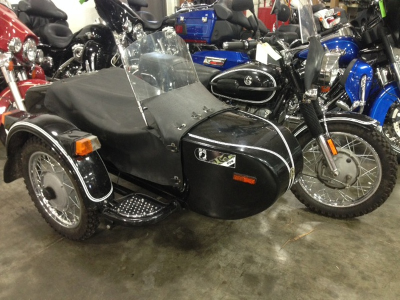 2002 Ural Bavarian Tourist, motorcycle listing
