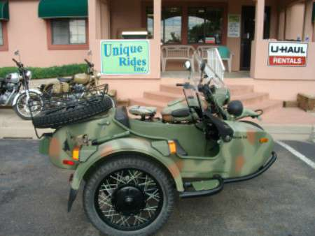 2011 Ural Gear-Up 2WD, motorcycle listing