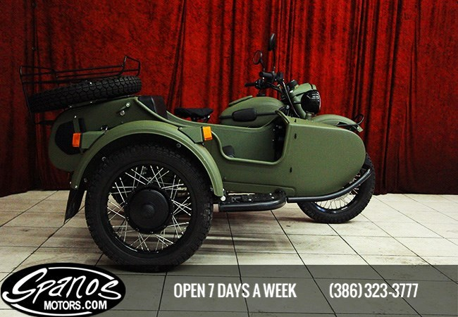 2013 Ural GEAR-UP, motorcycle listing
