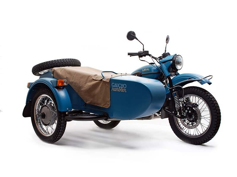 2013 Ural Gaucho Rambler Limited Edition, motorcycle listing