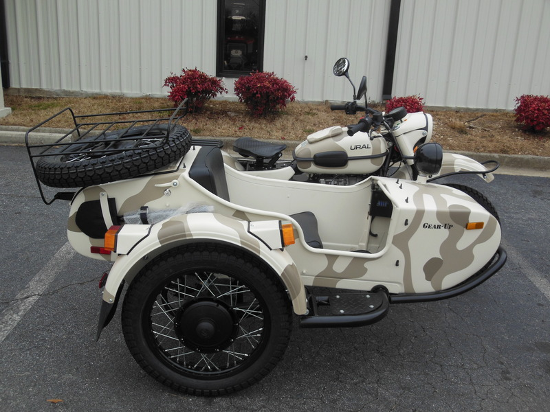 2013 Ural Gear Up, motorcycle listing
