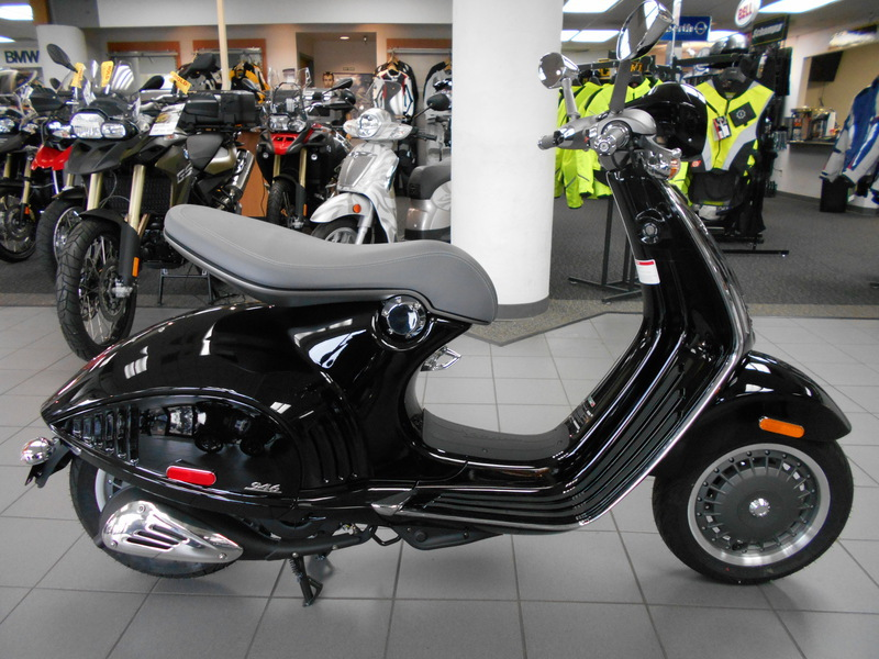 2013 Vespa 946 150 ABS, motorcycle listing