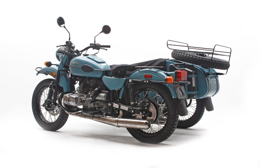 2014 Ural GEAR-UP, motorcycle listing