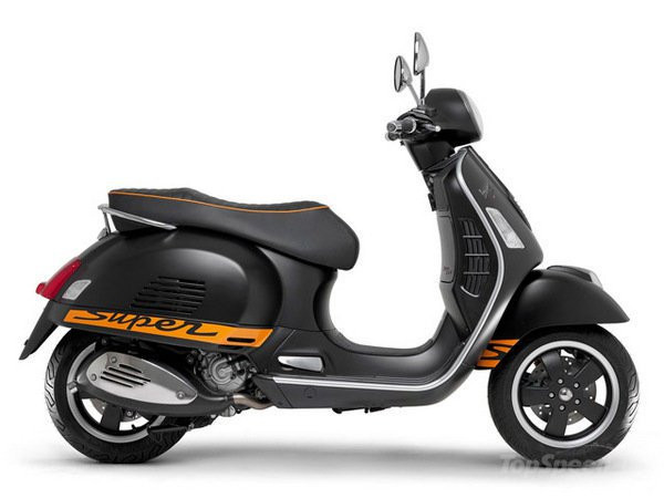 2014 Vespa GTS 300 Super Sport, motorcycle listing