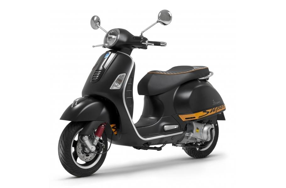 2014 Vespa GTS300 SUPER SPORT, motorcycle listing