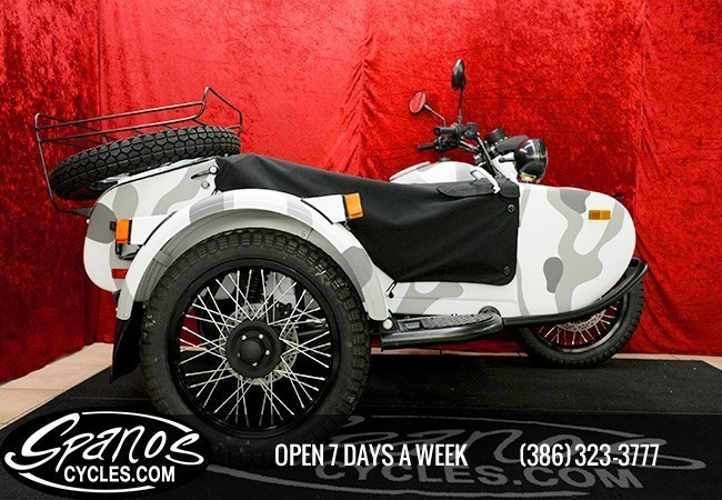 2015 Ural GEAR-UP, motorcycle listing