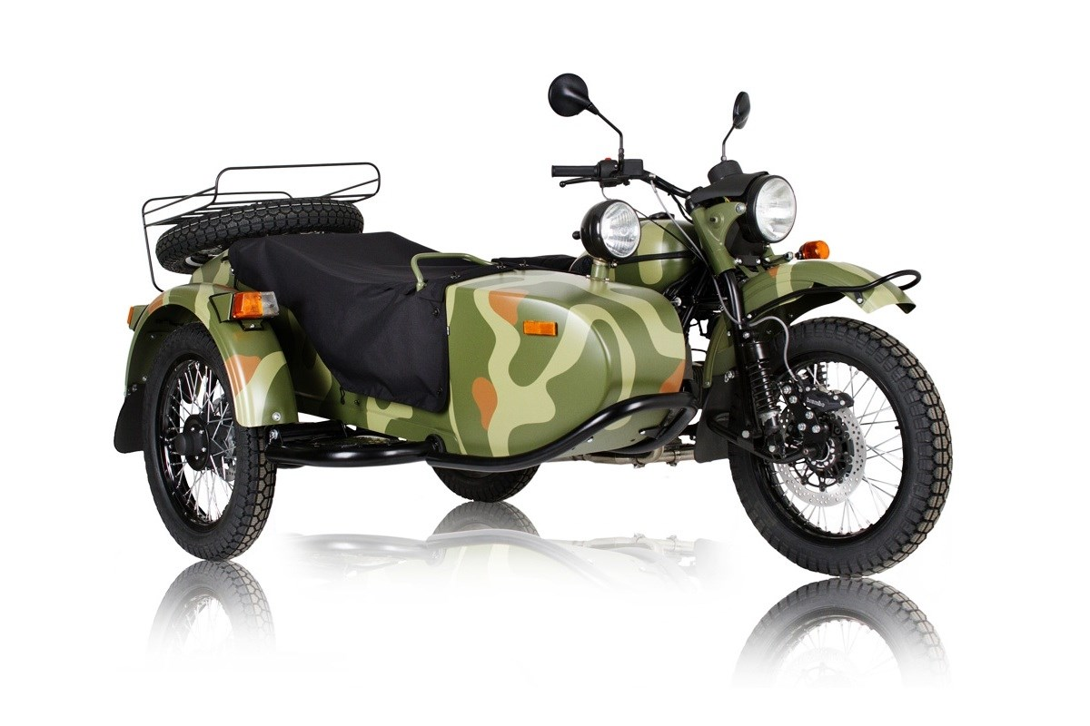 2015 Ural Motorcycles GEAR-UP, motorcycle listing