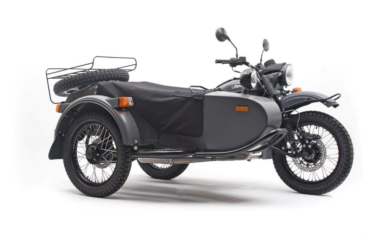 2015 Ural Motorcycles GEAR UP, motorcycle listing