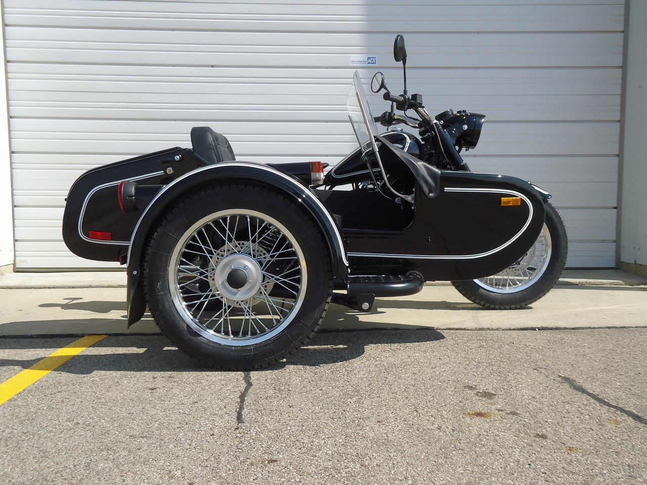 2015 Ural Retro Motorcycle From Eaton Oh Today Sale