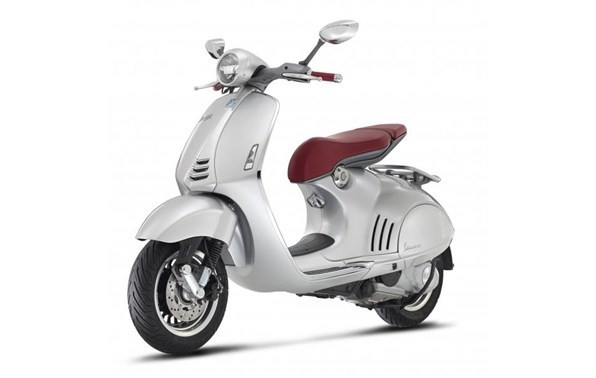 2015 Vespa 946 Bellissima, motorcycle listing