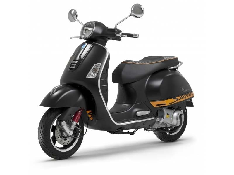 2015 Vespa GTS 300 SUPER SPORT, motorcycle listing
