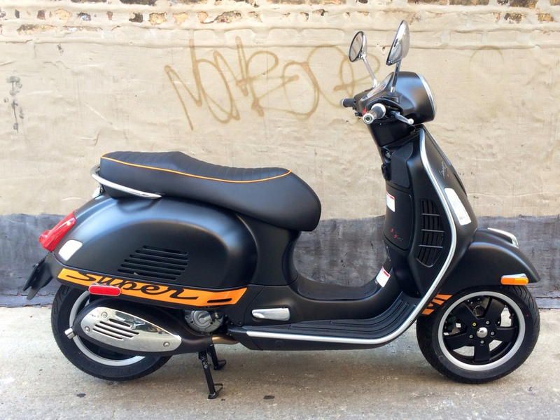 2015 Vespa GTS 300ie Super Sport ABS, motorcycle listing