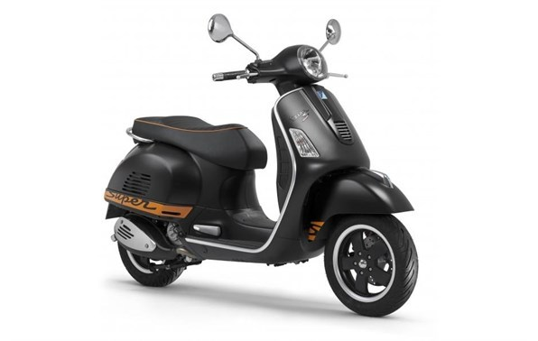 2015 Vespa GTS 300ie Super Sport SE ABS, motorcycle listing