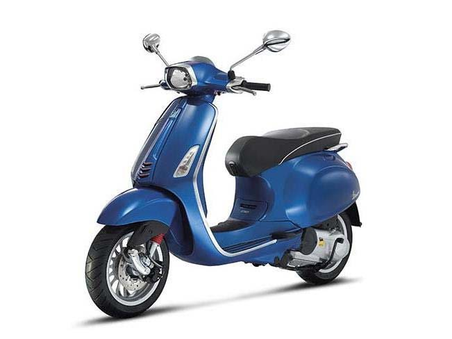 2015 Vespa Sprint 150ie 3v ABS, motorcycle listing