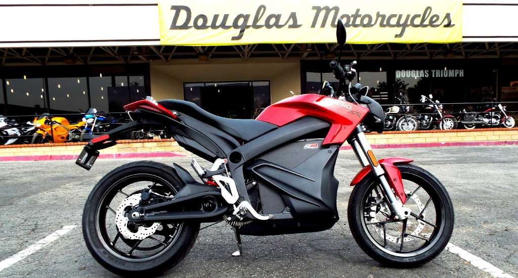 Used zero electric motorcycle for sale