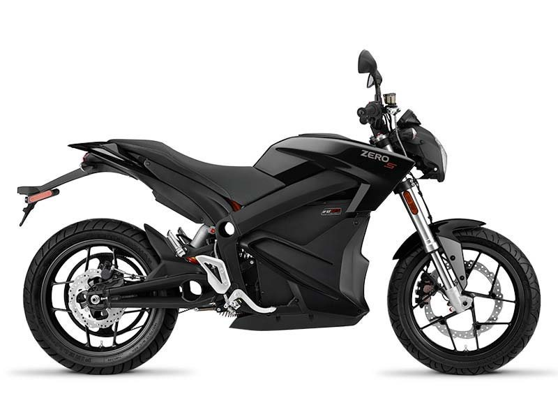 2015 Zero S ZF12.5 with Power Tank, motorcycle listing