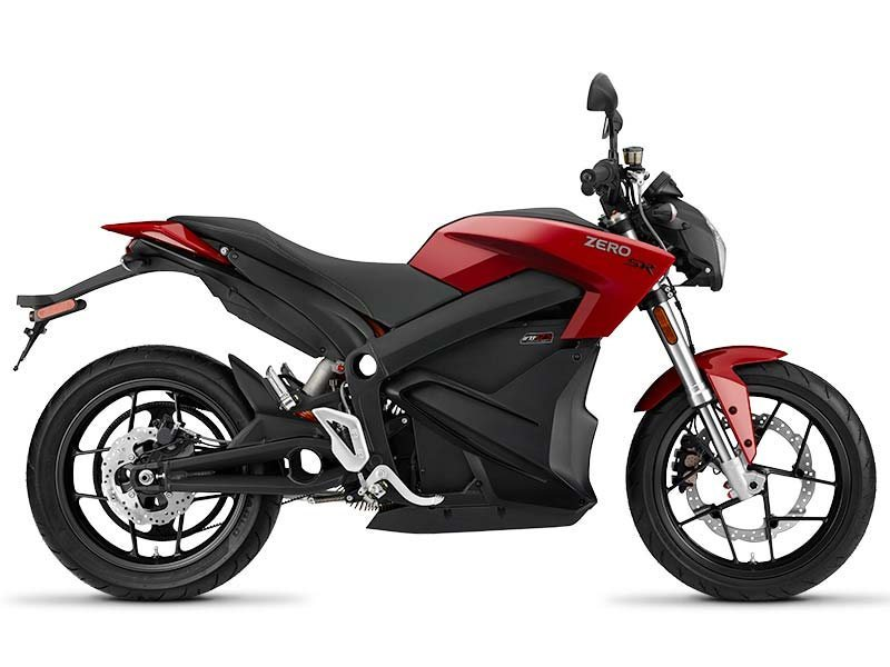 2015 Zero SR ZF12.5 with Power Tank, motorcycle listing