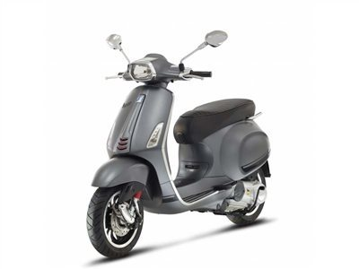 2016 Vespa SPRINT S 50, motorcycle listing