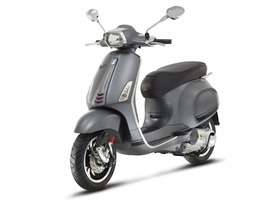 2016 Vespa Sprint S 150 ABS, motorcycle listing