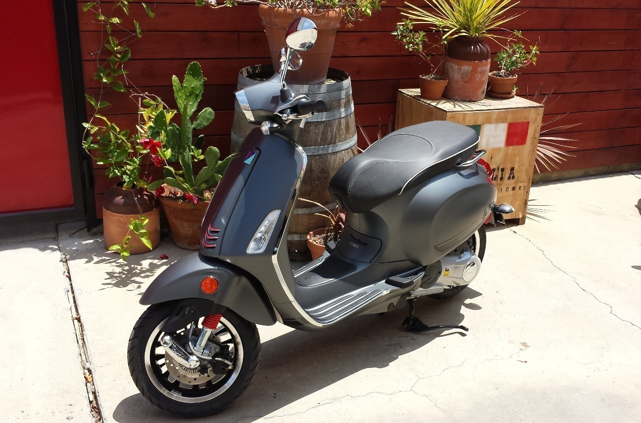 2016 Vespa Sprint S, motorcycle listing