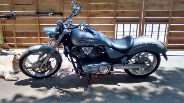 2007 Victory Vegas , motorcycle listing