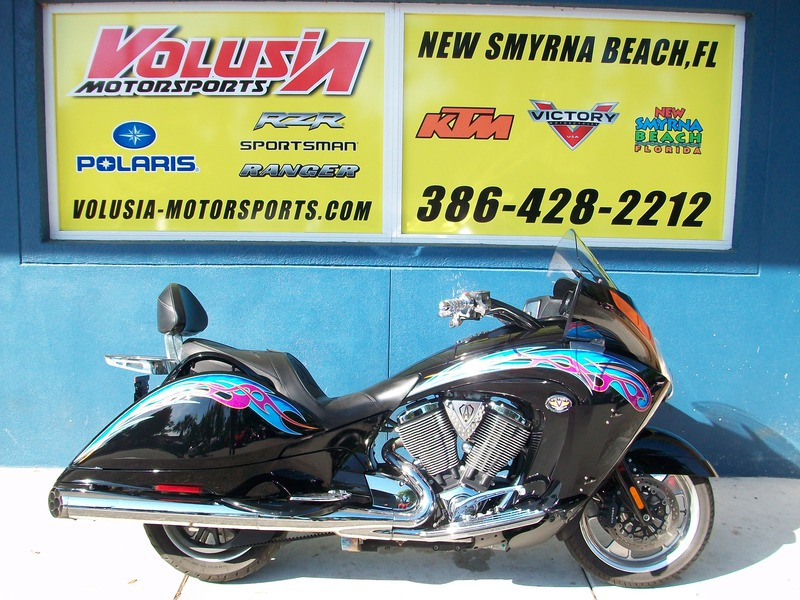 2009 Victory Arlen Ness Victory Vision, motorcycle listing