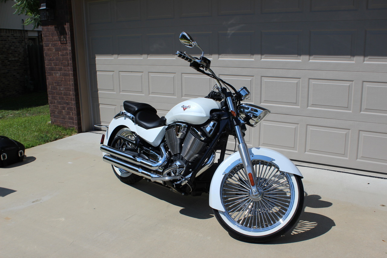 2013 Victory Boardwalk , motorcycle listing
