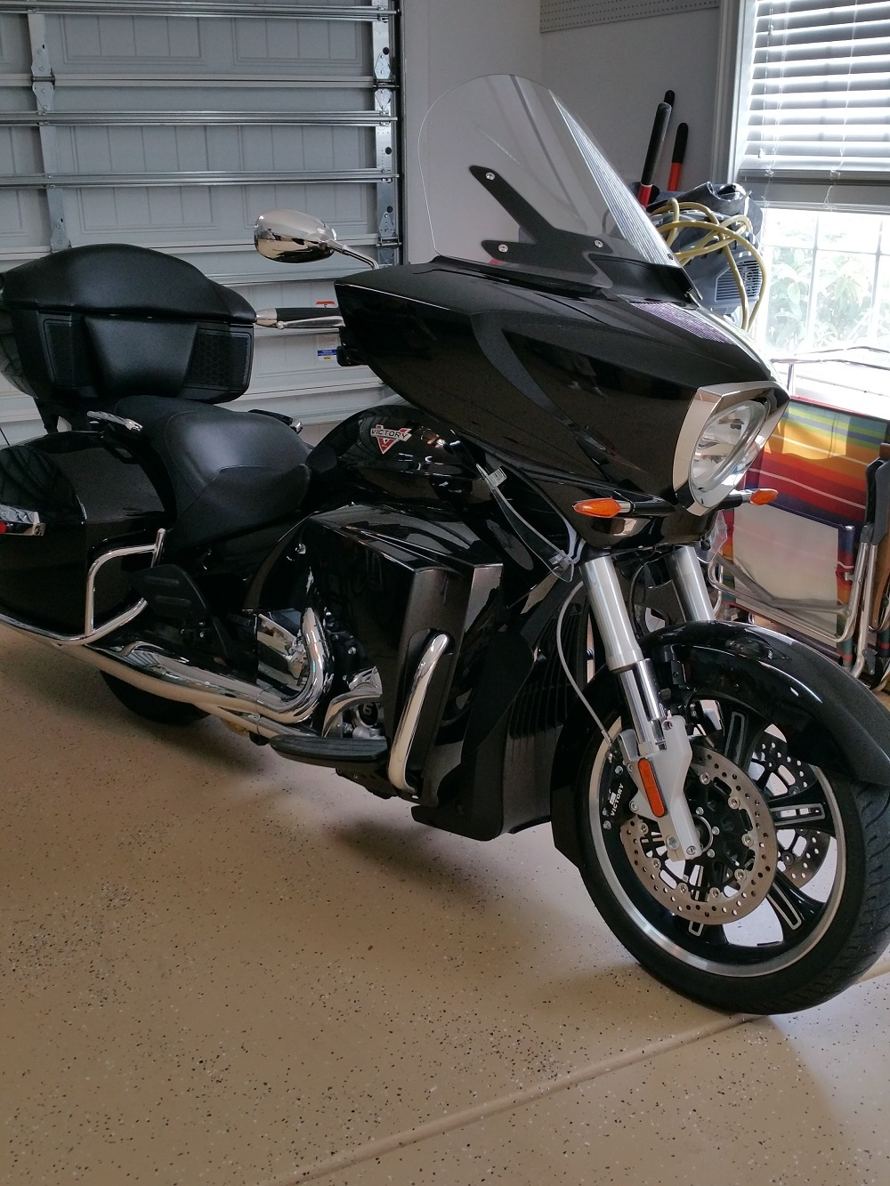2013 Victory Cross Country TOUR, motorcycle listing