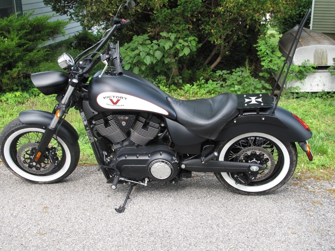 2013 Victory High Ball , motorcycle listing