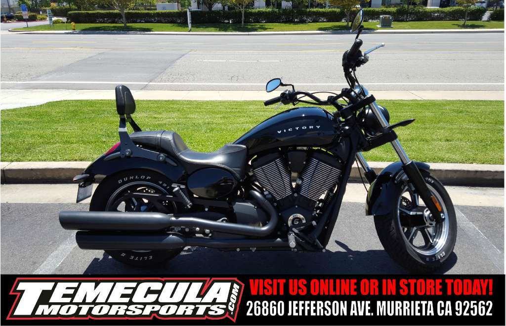 2013 Victory Judge, motorcycle listing