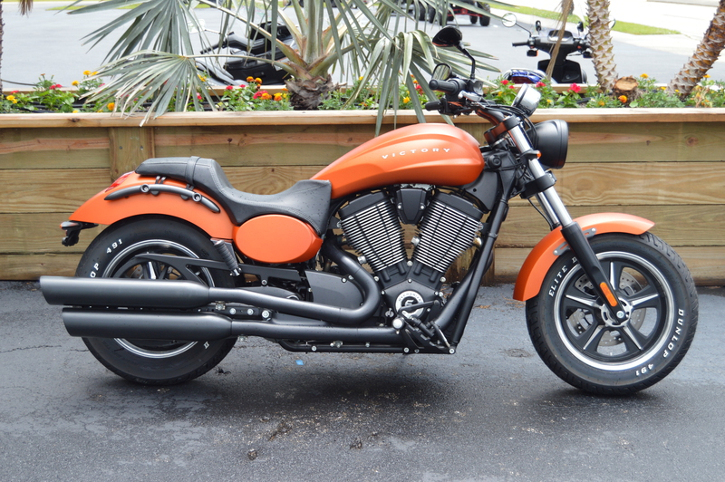 2013 Victory Judge Suede Nuclear Sunset, motorcycle listing