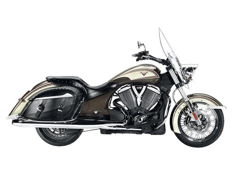 2014 Victory CROSS ROADS CLASSIC, motorcycle listing