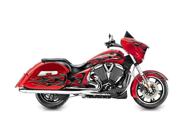 2015 Victory Cross Country, motorcycle listing