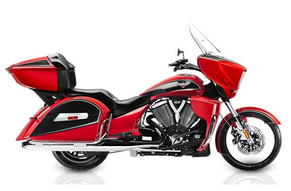2015 Victory Cross Country Tour - Two-Tone Color, motorcycle listing
