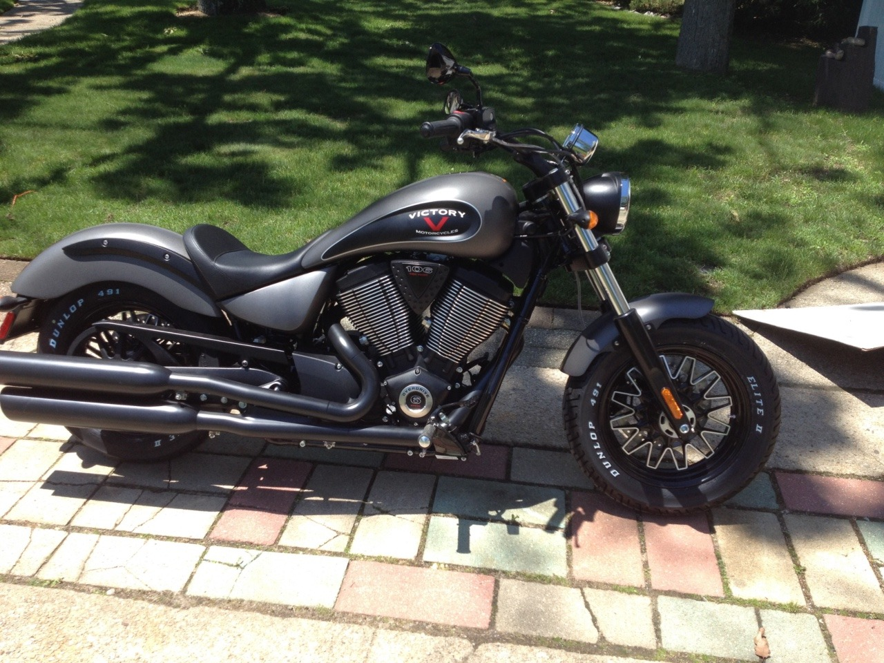 2015 Victory Gunner , motorcycle listing