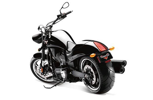 2015 Victory HAMMER 8-BALL, motorcycle listing