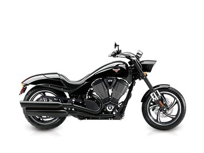 2015 Victory Hammer 8-Ball Gloss Black, motorcycle listing