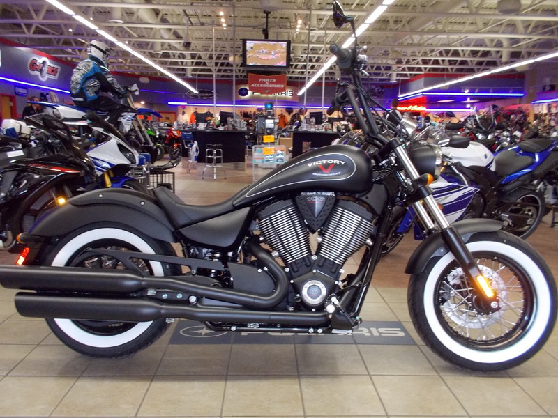 2015 Victory High-Ball, motorcycle listing