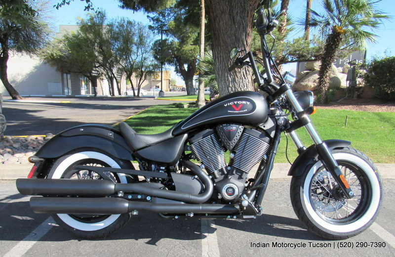 2015 Victory High-Ball Suede Black with Silver Pinstr, motorcycle listing