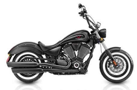 2015 Victory Highball, motorcycle listing