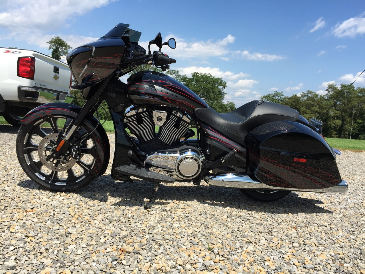 2015 Victory Magnum , motorcycle listing