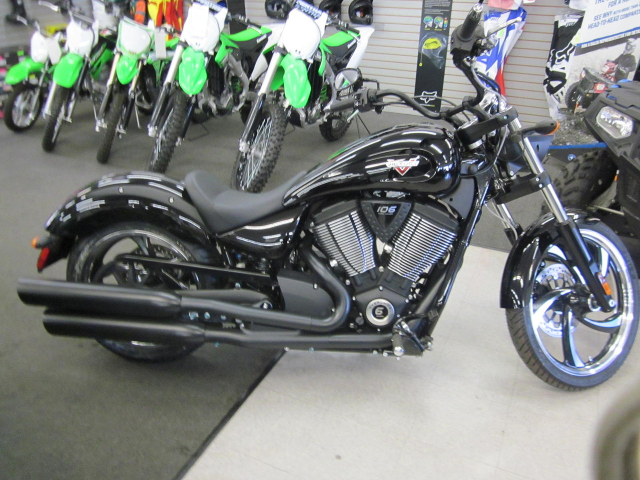 2015 Victory VEGAS 8 BALL, motorcycle listing