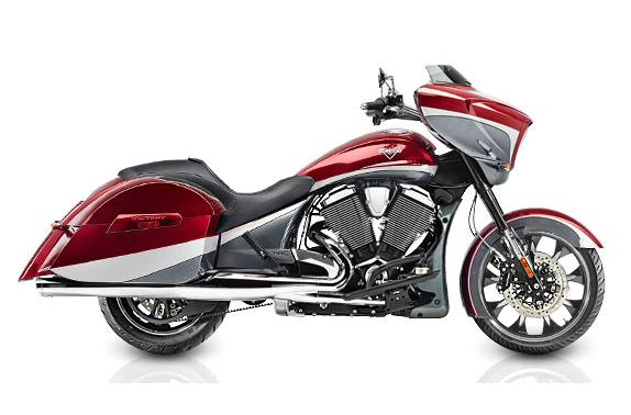 2015 Victory Victory Magnum - Magnum Red over Su, motorcycle listing
