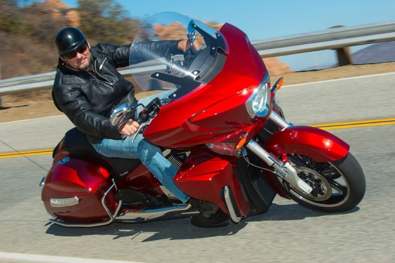 2013 Victory Cross Country Motorcycle