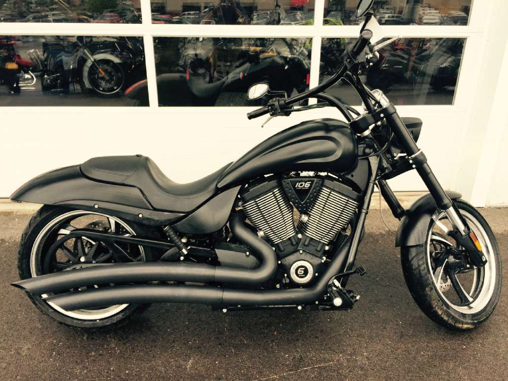 Victory Hammer 8 Ball >> 2014 Victory Hammer 8 Ball Motorcycle From Rapid City Sd