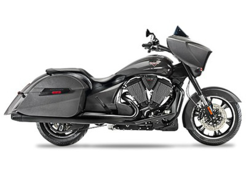 2015 Victory Cross Country Gloss Titanium Metallic, motorcycle listing