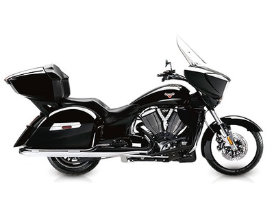 2015 Victory Cross Country Tour Gloss Black, motorcycle listing