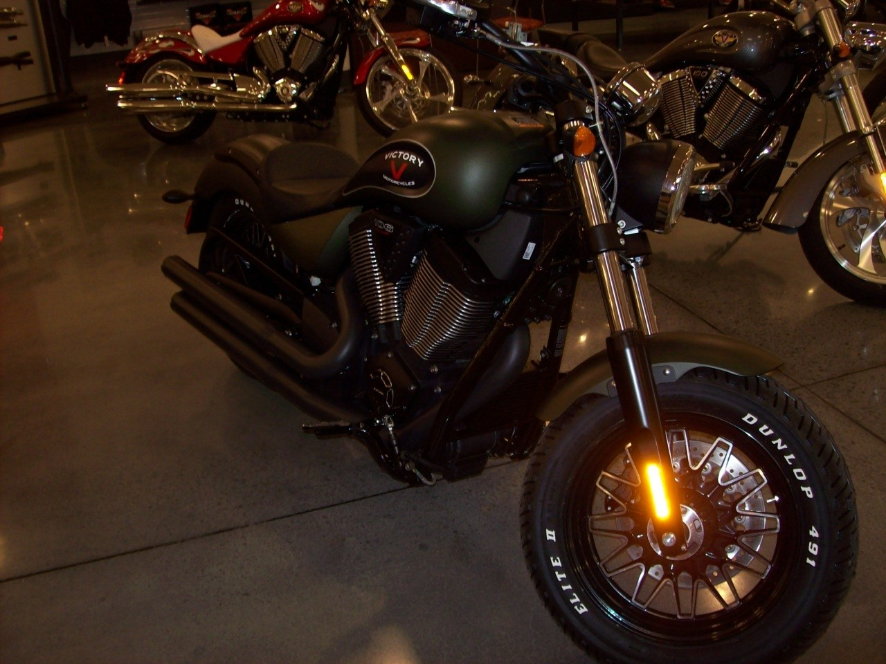 2015 Victory Gunner™, motorcycle listing
